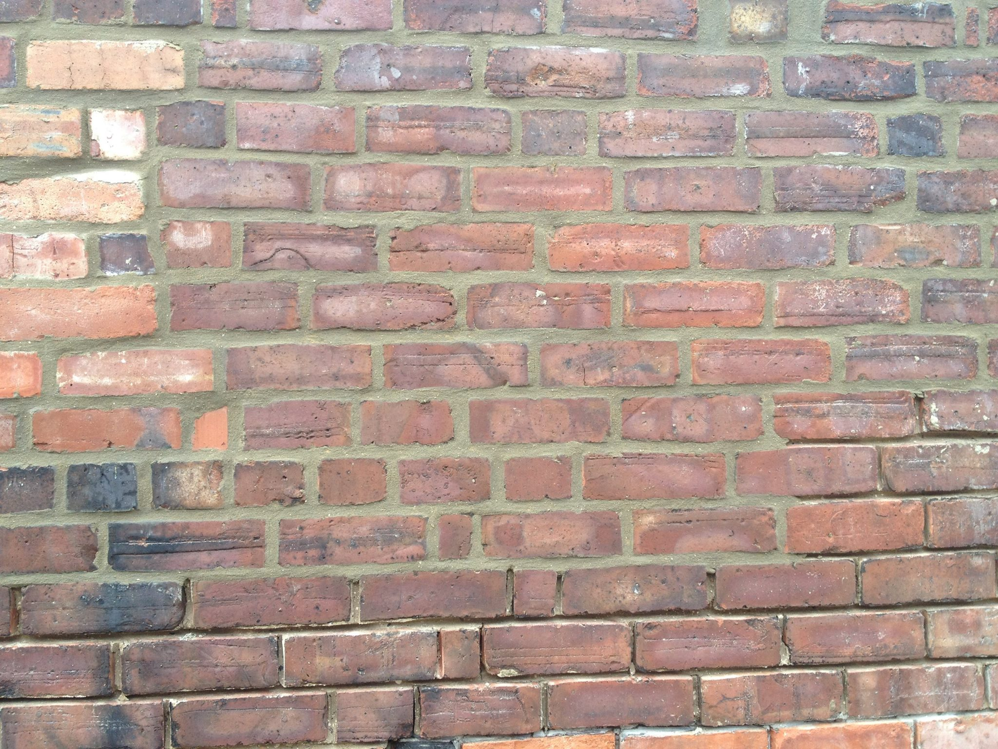 Repointing